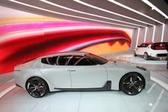 KIA GT Konzept 2013 Stockfotos