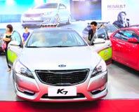 Kia k7 Royalty Free Stock Photo