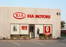 Kia Motors Location Stock Photo