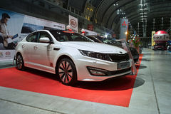 KIA Optima Royalty-vrije Stock Foto