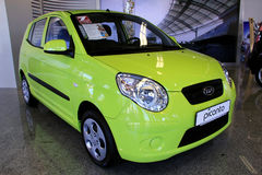 KIA Picanto Royalty Free Stock Photos