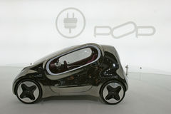 Kia pop electric concept car Stock Image