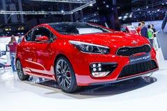 Kia Proceed novo GT Fotos de Stock Royalty Free
