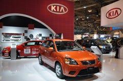Kia Rio Royalty Free Stock Image