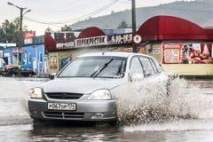 Kia Rio Stock Images