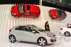 Istanbuł Auto przedstawienie 2012 Obrazy Royalty Free