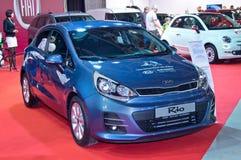 Kia Rio Stock Photo