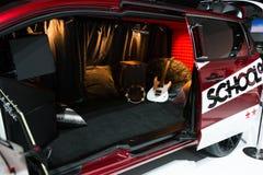 Kia Sedona School of Rock Royalty Free Stock Photo