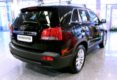 KIA Sorento Stock Photos