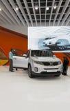 KIA SORENTO Jeep Royalty Free Stock Image