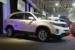 Kia Sorento Stock Photography