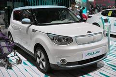 KIA Soul EV électrique Image libre de droits