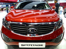 KIA Sportage Stock Photo