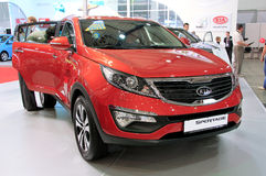 KIA Sportage Stock Photos