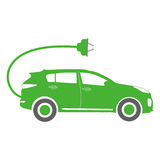 Kia Sportage eco car Royalty Free Stock Images