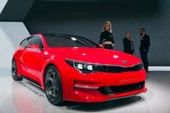 Kia Sportspace Concept Royalty Free Stock Image