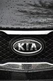 Kia symbol Royalty Free Stock Images