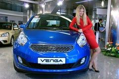 KIA Venga Royalty Free Stock Image
