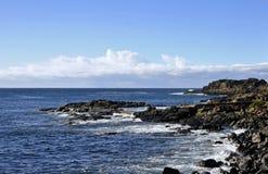 Kiama Blowhole Point Royalty Free Stock Photo