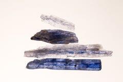 Kianit,自然次贵重的石头 库存图片