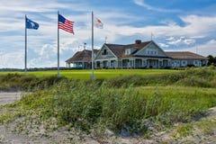 Kiawah's Ocean Course Club House Royalty Free Stock Photos