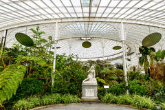 Kibble Palace, Glasgow, Scotland Royalty Free Stock Image