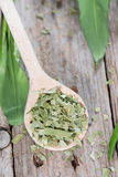 Kibbled Ramson Royalty Free Stock Images