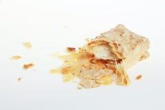 Kibbling μπισκότο Στοκ φωτογραφία με δικαίωμα ελεύθερης χρήσης