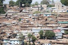 Kibera Fotografia Stock