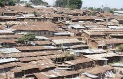 Kibera Fotografia Stock Libera da Diritti