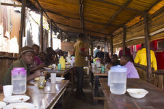 Kibera Restaurant Royalty Free Stock Image