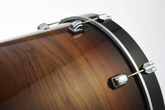 Kick drum Stock Photography