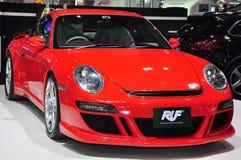 Kick-kapacitet för RUF RT12 R bil arkivbild