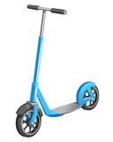 Kick scooter Stock Images