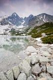 Kick Tatras arkivbilder