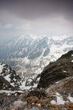 Kick Tatras fotografering för bildbyråer