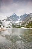 Kick Tatras royaltyfria bilder