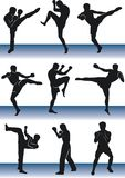 kickboxer Royalty Free Stock Image