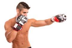 Kickboxer Stock Images