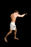 Kickboxing. Royalty Free Stock Image