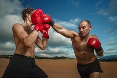 kickboxing Stockbilder