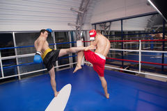Kickboxing. Stock Photography