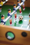 Kicker football game Royalty Free Stock Images