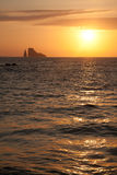 Kicker Rock Island, Galapagos Islands Stock Photos