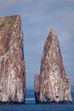 Kicker Rock Island, Galapagos Islands Royalty Free Stock Photo