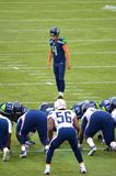 Kicker Steven Hauschka των Seattle Seahawks Στοκ Φωτογραφίες
