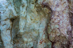 Kickupplösning av marmor Arkivbild