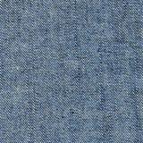 Denimtyg texturerar - ljust - blått Arkivfoton