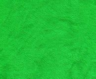 Bomullstyg texturerar - ljust - gräsplan Royaltyfri Foto