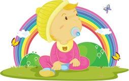 Kid Royalty Free Stock Image